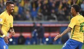 Brasil bate o Equador por 2 a 0 e ganha título simbólico