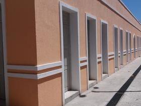 Obras do mercado público de Esperantina estão na fase final