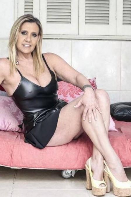 Rita Cadillac (Crédito: Reprodução)