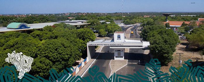 Campus da UFPI, Sede da SAB até sexta, 15/9 (Crédito: Divulgação)