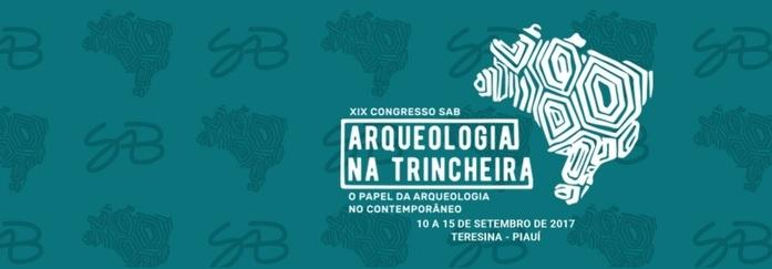 SAB, Sociedade Brasileira de Arqueologia, faz encontro nacional em Teresina (Crédito: Divulgação)