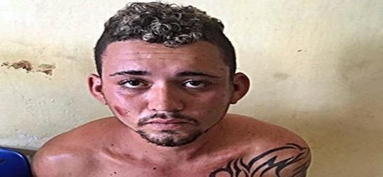 Fugitivo da cadeia de Chaval-CE é recapturado pela PM de Parnaíba