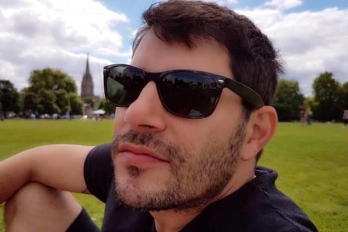 Jornalista Evaristo Costa (Crédito: Instagram)