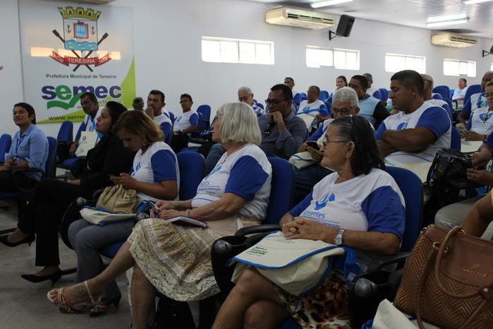 Programa Afluentes foi lançado em agosto e reuniu cerca de 50 representantes de associações de moradores  (Crédito: Divulgação)
