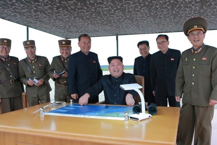 (Crédito: Reuters/KCNA)