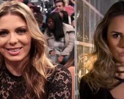 Record ignora ex-BBB Ana Paula e chama Sheila Mello para repórter
