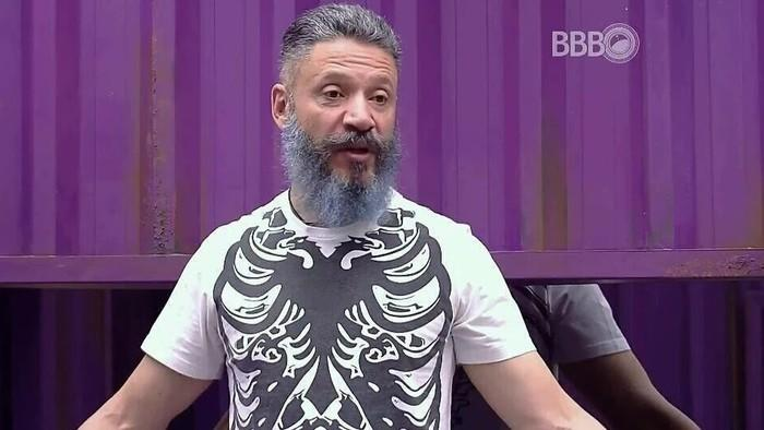 Ex-BBB Laércio de Moura