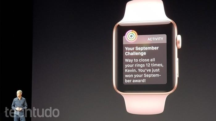 Apple Watch Série 3 (Crédito: Tech Tudo)