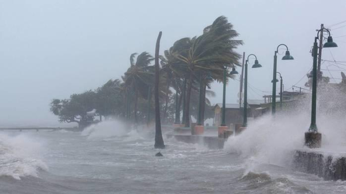Furacão Irma (Crédito:  REUTERS)