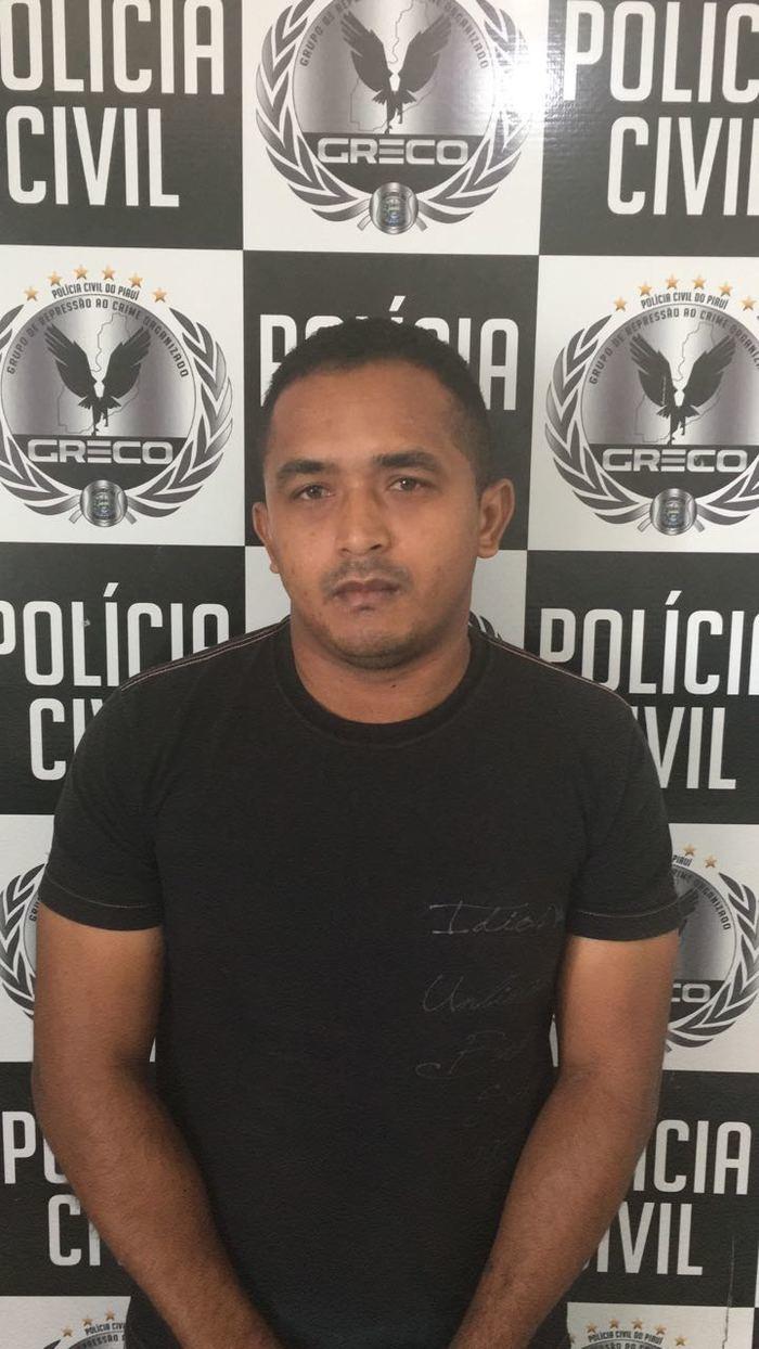 Jefferson Siqueira Silva de Moraes (Crédito: Polícia Civil)