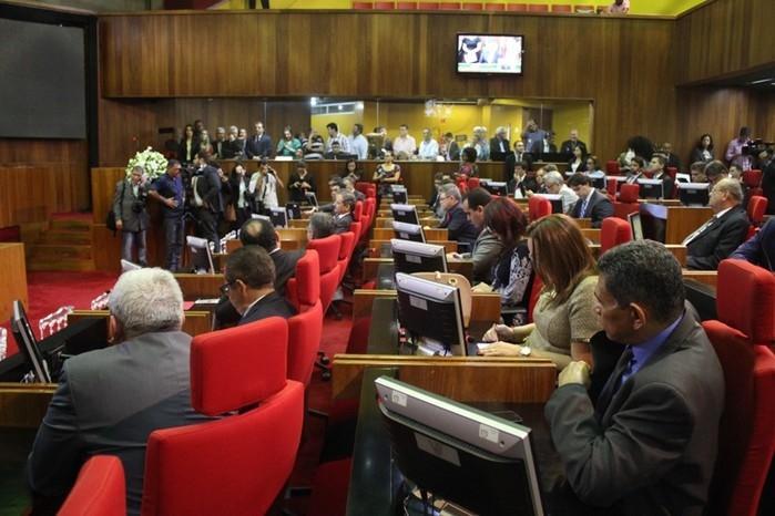 Assembleia Legislativa (Crédito: Alepi)