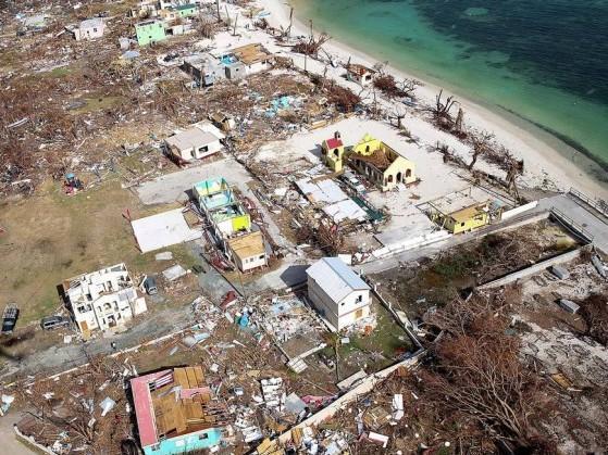 Mais de cem presos fugiram nas Ilhas Virgens durante furacão Irma