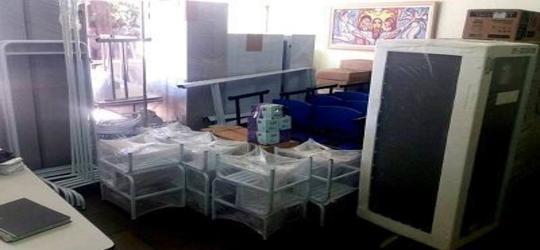 Prefeitura investe em móveis e equipamentos para a Saúde