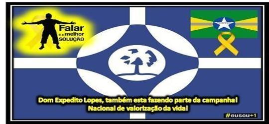 Dom Expedito Lopes inicia ações do Setembro Amarelo