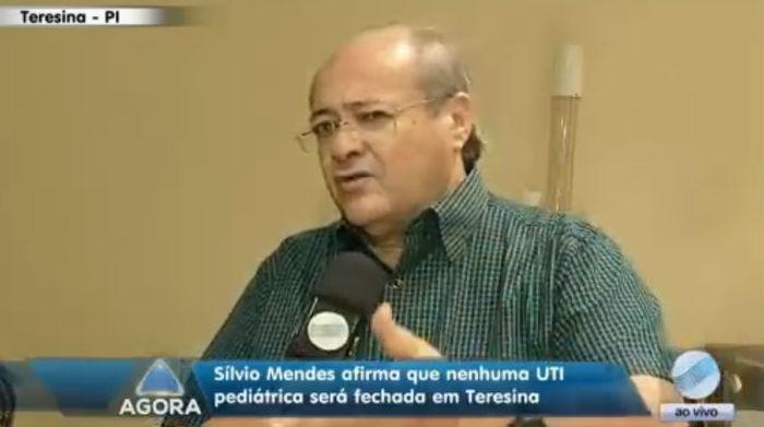 Presidente da Fundação Municipal de Saúde (Crédito: Reprodução)