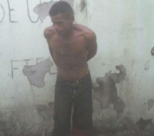 Nanildo dos Santos Borges, acusado de estupros em Miguel Alves (Crédito: Polícia Militar)