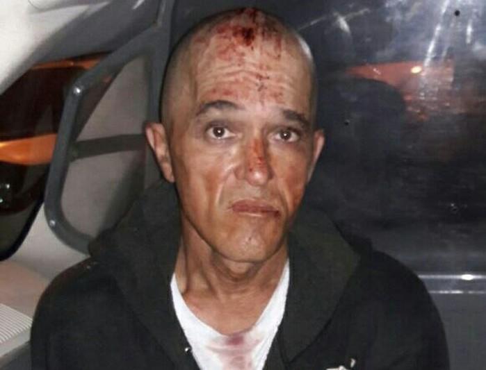 Homem foi preso depois de se masturbar ao lado de criança (Crédito: Tabloide do Litoral)