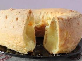 Revista Meio Norte: Receita - Bolo de goma com queijo