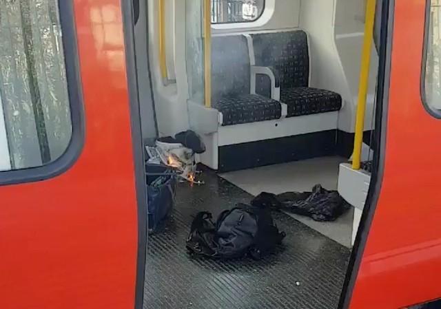 Local onde ocorreu a explosão (Crédito: SYLVAIN PENNEC/via REUTERS)