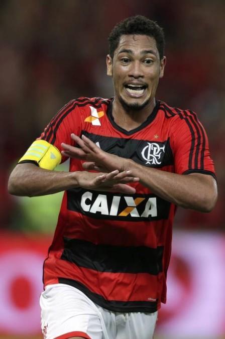Hernane Brocador deve render mais de R$ 18,6 mi para o Flamengo