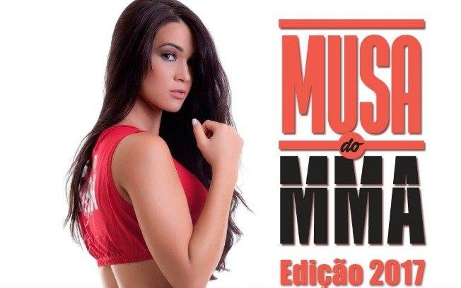"Concurso ""Musa do MMA""  (Crédito: Marcos Mello / VH Assessoria)"