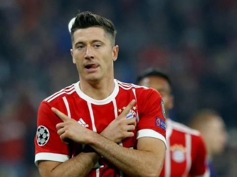 Lewandowski quer trocar o Bayern pelo Real Madrid em 2018