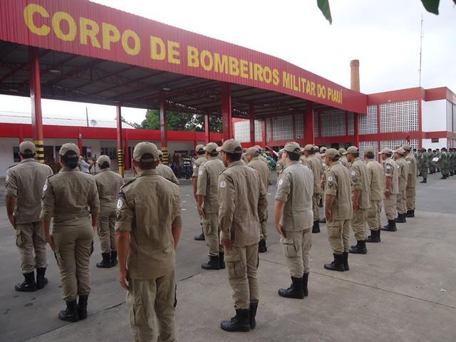 Corpo de Bombeiros do Piauí (Crédito: Jfagora)