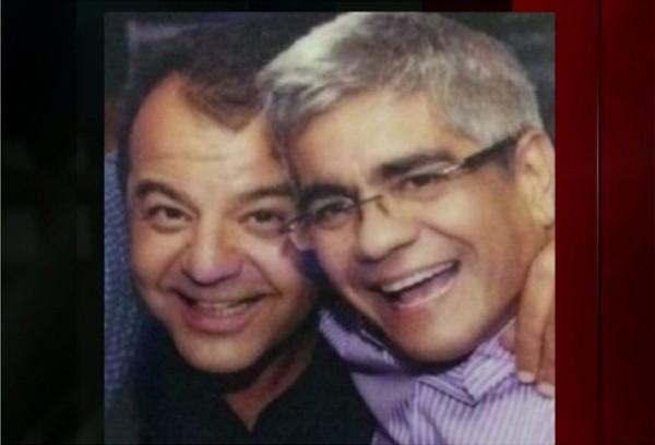 Luiz Carlos Bezerra e Sérgio Cabral/GNews (Crédito: Reprodução/Globonews)