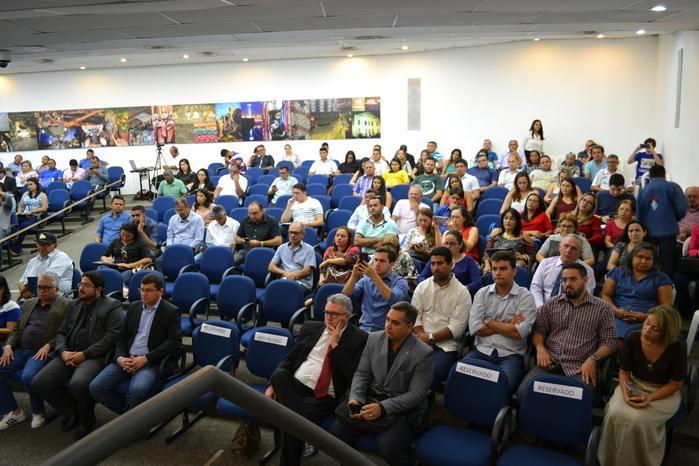 XXXIV Seminário de Formação de Controladores Sociais (Crédito: TCE)