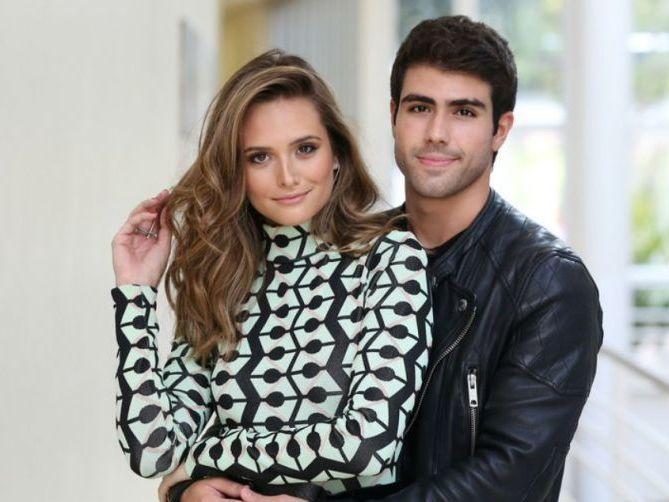 Juliana Paiva e Juliano Laham terminam namoro de um ano