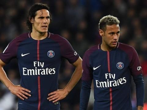 Neymar e Cavani não se seguem no Instagram e web aumenta rivalidade