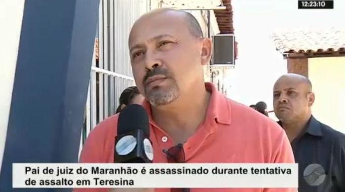 José Valterson Lima (Crédito: Rede Meio Norte)