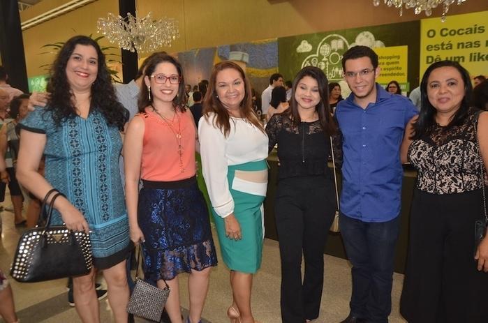 Coquetel de inauguração Cocais Shopping (Crédito: Magal)