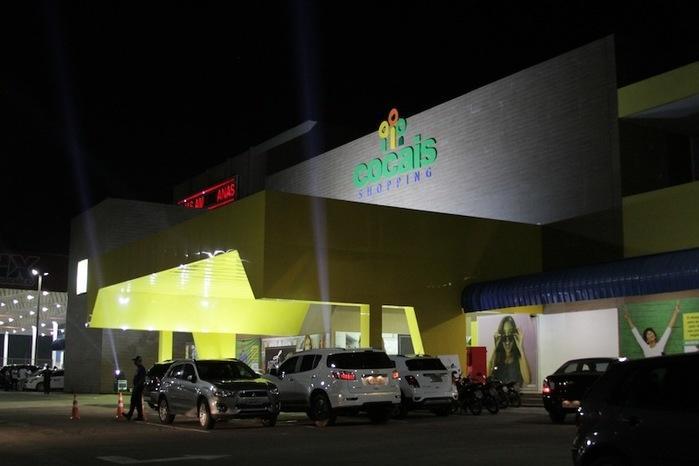 Coquetel de inauguração Cocais Shopping (Crédito: Raissa Morais)