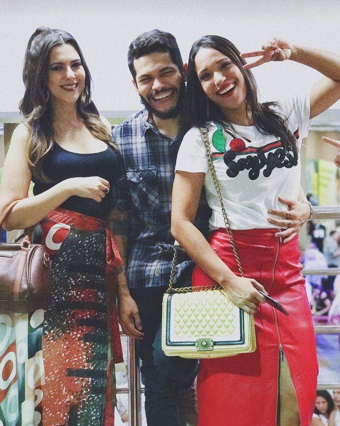 Coquetel de inauguração Cocais Shopping (Crédito: Reprodução )