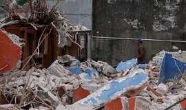 Forte terremoto atinge novamente o México