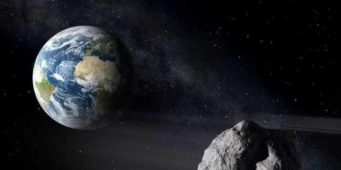 "Asteróide passará ""raspando"" na terra em outubro, aponta cientista"