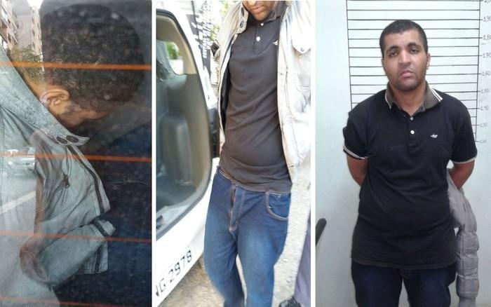 Diego Novais é preso novamente por suspeita de atacar uma mulher (Crédito: G1)