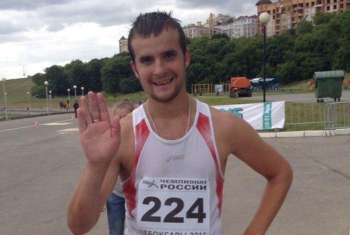 Vítima era vice-campeão europeu de marcha atlética  (Crédito: Reprodução)