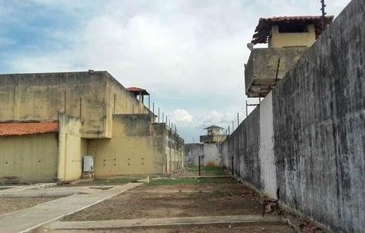 Penitenciaria Regional Luis Gonzaga Rebelo (Crédito: Jornalesp)