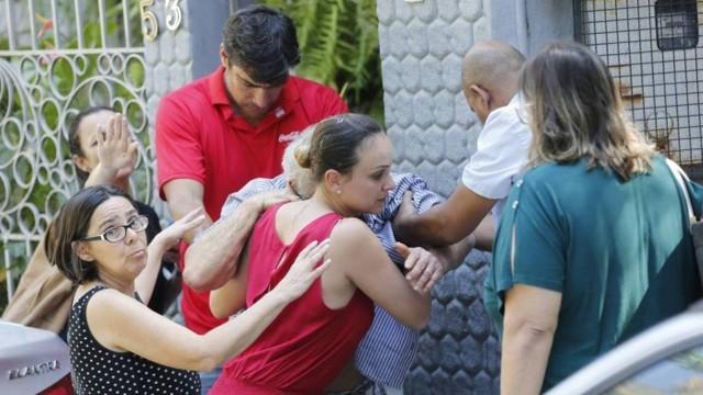 Morte de mulher a facada em Niterói provoca revolta em familiares (Crédito: Reprodução)