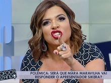 Mara fala sobre barracos: 'Tenho legião de fãs que brigam por mim'
