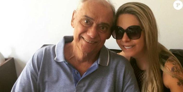 Família de Marcelo Rezende troca fechaduras e expulsa namorada