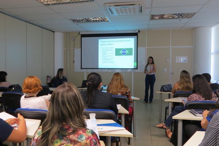 Seminário de Formação de Controladores Sociais oferece cursos de capacitação técnica para gestores e servidores (Crédito: TCE-PI)