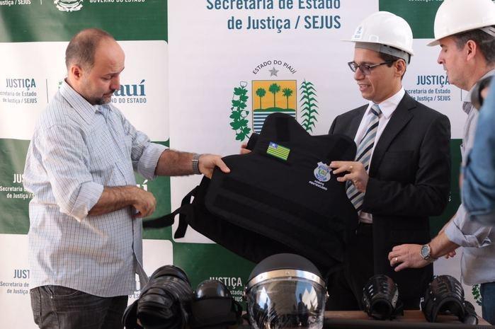 Secretário de Justiça do Estado, Daniel Oliveira (Crédito: Sejus)