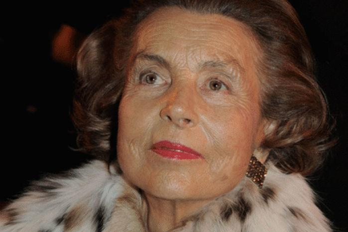Liliane Bettencourt (Crédito: Getty Images)