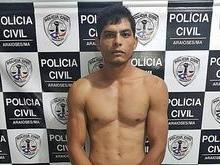 Acusado de latrocínio no estado de Goiás é preso em Araioses-MA