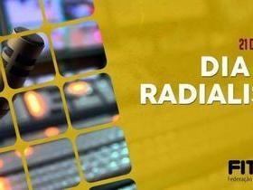 CCJ da Câmara aprova criação da carteira do  radialista.