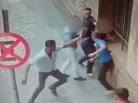 Vídeo mostra ação de grupo especializado em 'saidinha' de banco