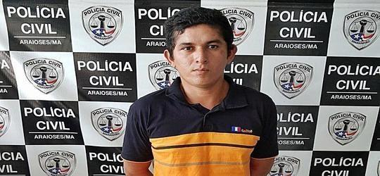 Acusado de estuprar a filha de 12 anos é preso em Araioses-MA